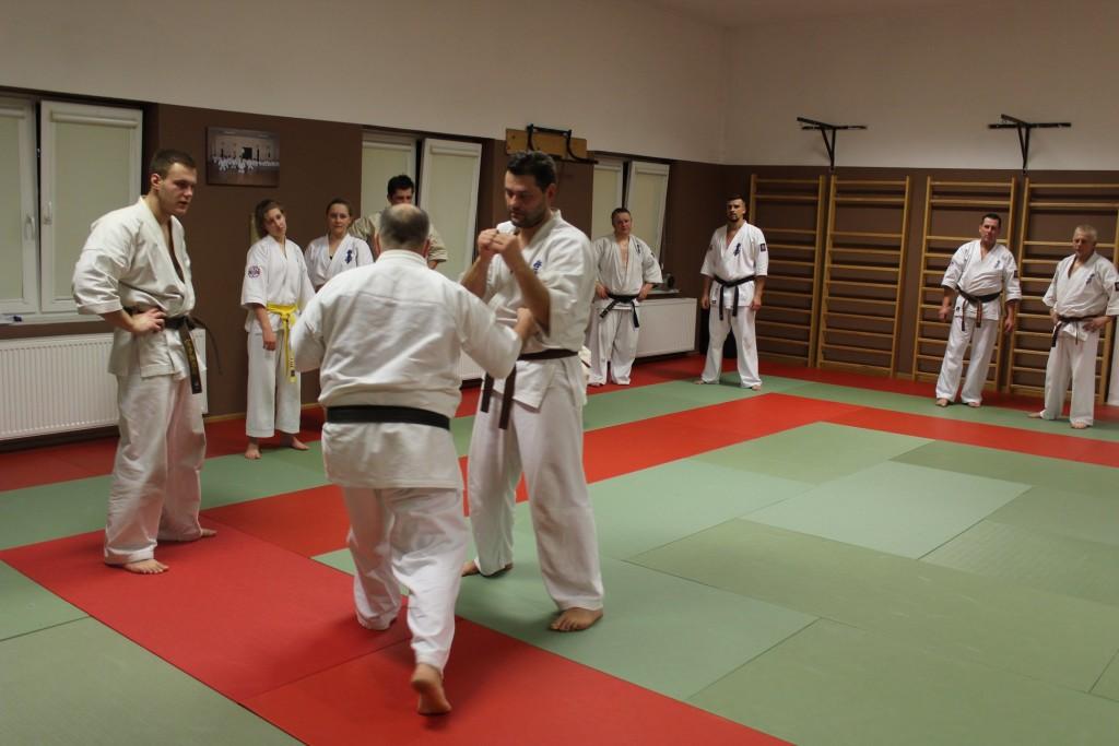 Jubileuszowy trening w Wieliczce
