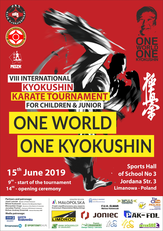 ONE WORLD ONE KYOKUSHIN 2019