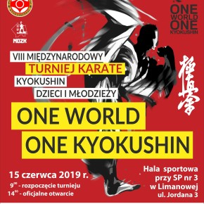 ONE WORLD ONE KYOKUSHIN 2019