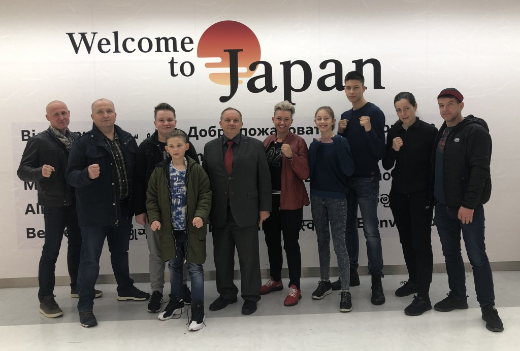 Karate Grandprix - Tokio 2019