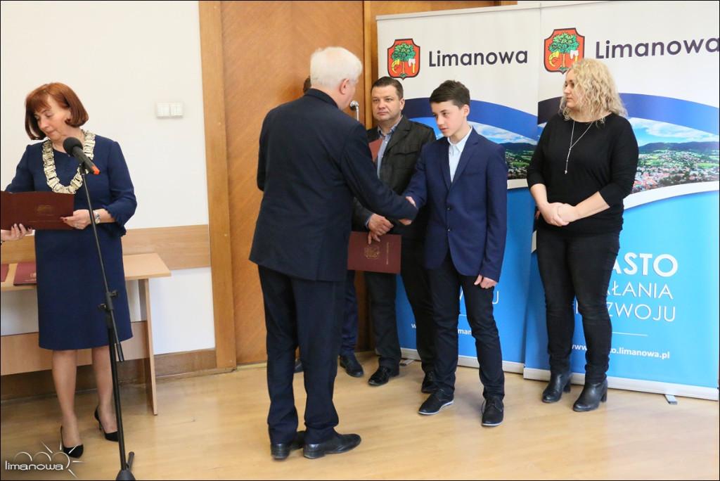 Nagrody Burmistrza Miasta Limanowa
