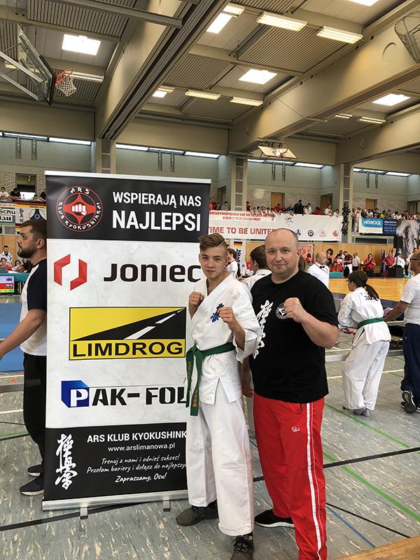 Młodzieżowe Mistrzostwa Europy Kyokushin World Union – Berlin 2019