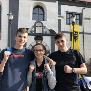 Natalia Jonik brązową medalistką Otwartych Mistrzostw Województwa Lubuskiego  w Karate Kyokushin