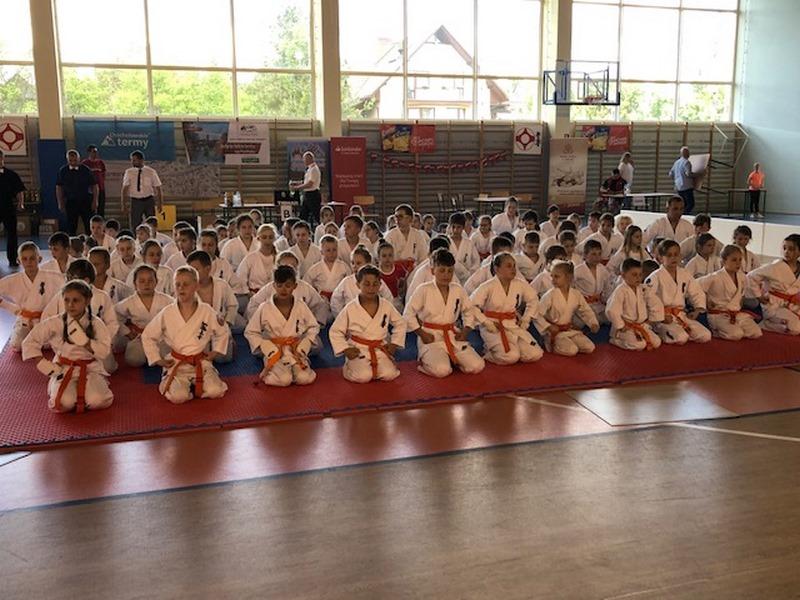 Turnieju Karate Kyokushin w Nowym Targu