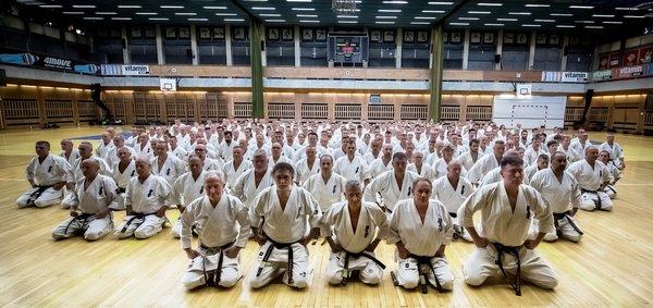 46 Wschodnioeuropejski Obóz Karate Kyokushin - Otwarcie obozu