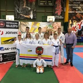 Międzynarodowy Puchar Prezydenta Miasta Sieradza w Karate Kyokushin