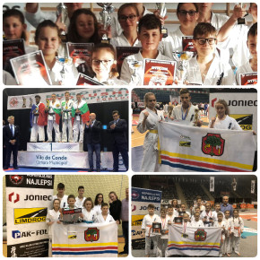 Blisko 100 medali karateków ARS Klub Kyokushinkai - Limanowa w roku 2019