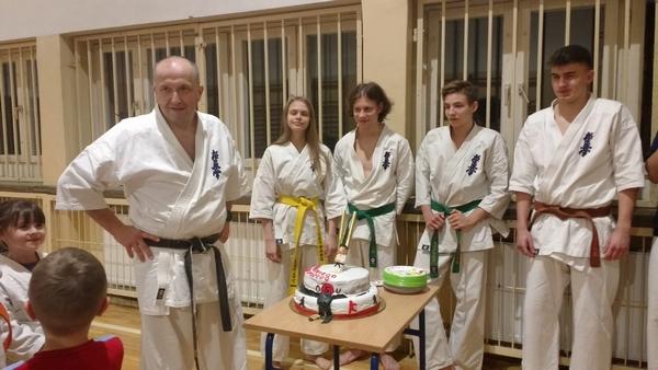Ferie z karate 2020 za nami