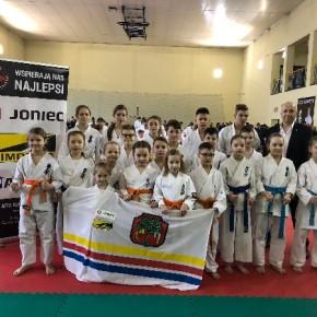 VII Otwarty Turniej Karate Kyokushin w Łukowicy
