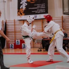 Medalowe żniwo karateków ARS Limanowa – JONIEC Team