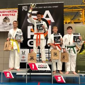 Ogólnopolski Turniej Karate Kyokushin SARI CUP w Żorach
