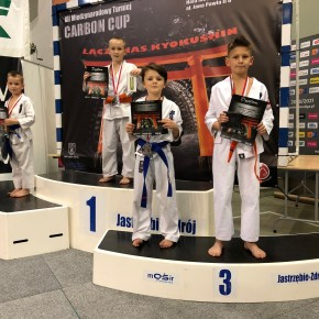 Kolejne sukcesy karateków ARS Limanowa – Joniec Team