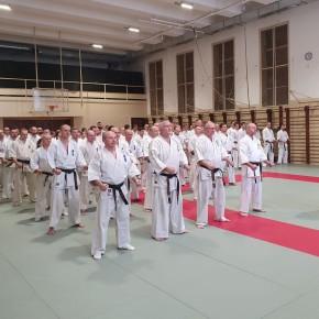 6 Zgrupowanie Małopolskiego Okręgowego Związku Karate – Kraków 2021r