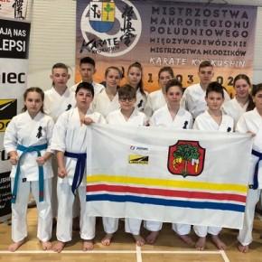 5 Medali limanowskich karateków wywalczonych podczas Mistrzostw Makroregionu Południowego w Karate Kyokushin