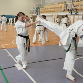 7 Zgrupowanie Małopolskiego Okręgowego Związku Karate – Skała 2021r