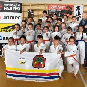Puchar Wiślanego Smoka w Karate Kyokushin zdobyty