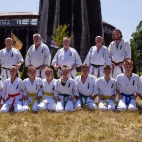 8 Zgrupowanie Małopolskiego Okręgowego Związku Karate