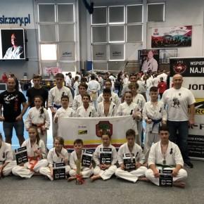 Pięć medali karateków ARS Limanowa – JONIEC Team na SARI CUP w Żorach