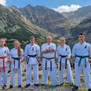 Trójka limanowskich karateków ARS Limanowa – JONIEC Team weźmie udział  w 34 Mistrzostwach Europy Karate Kyokushin – Świnoujście 2021