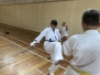 Zgrupowanie kumite Małopolskiego Okręgowego Związku Karate